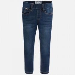 MAYORAL LEGGINS jeans basic 72 kolor 28