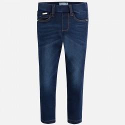 MAYORAL LEGGINS jeans basic 72 kolor 44