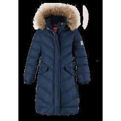 Płaszcz puchowy kurtka Reima Satu 531352 kolor 6980