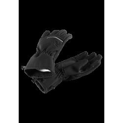 Rękawiczki Reima Soft shell wodoodporne Eidet 527311 kolor 9990