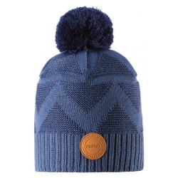 Wełniana czapka zimowa Reima Nikkala 528603 kolor 6791