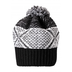 Wełniana czapka zReima zimowa Mikku 538043 kolor 9990