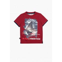 Boboli T-shirt 3-8 lat dla chłopca