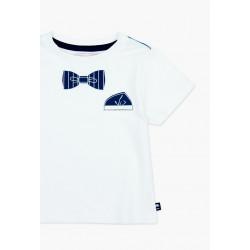 Boboli T-shirt dla chłopca 3mies- 4 lata