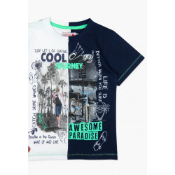 Boboli T-shirt dla chłopca 10-16 lat
