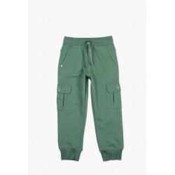 Boboli spodnie dresowe bojówki 10-16 lat